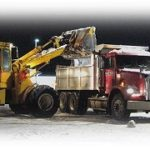 snow hauling - Our Services