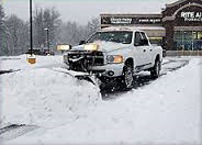 snow plowing - Our Services